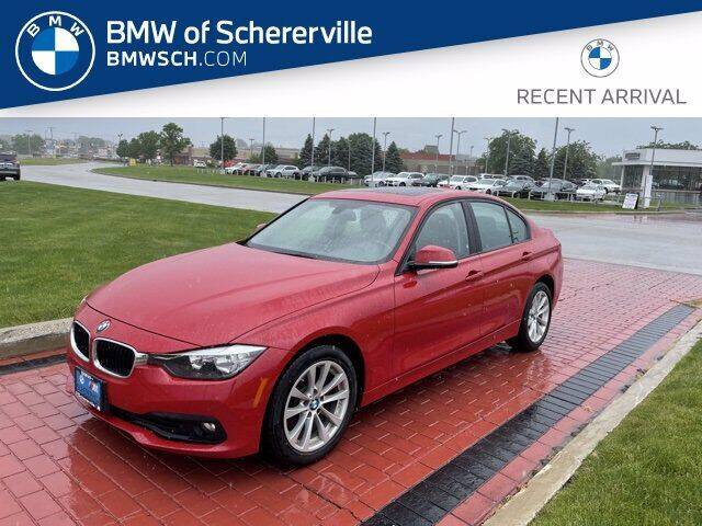 2017 BMW 3 Series for sale at BMW of Schererville in Shererville IN