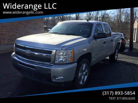 2011 Chevrolet Silverado 1500 for sale at Widerange LLC in Greenwood IN