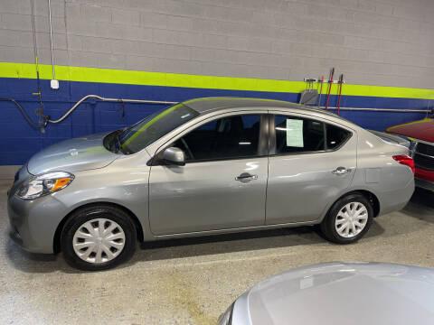 2013 Nissan Versa for sale at All In Auto Inc in Addison IL