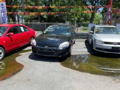 2008 Chevrolet Impala for sale at Chambers Auto Sales LLC in Trenton NJ