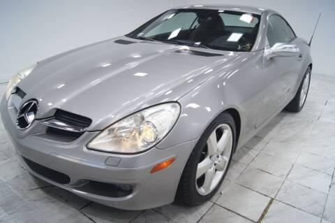 2005 Mercedes-Benz SLK for sale at Sacramento Luxury Motors in Carmichael CA