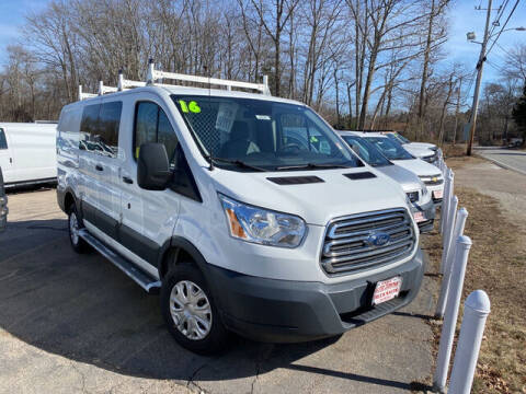 2016 Ford Transit Cargo for sale at Auto Towne in Abington MA