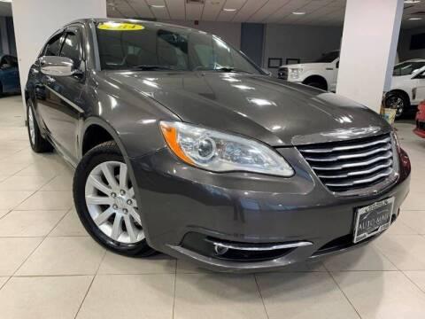 2014 Chrysler 200 for sale at Cj king of car loans/JJ's Best Auto Sales in Troy MI