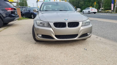 2011 BMW 3 Series for sale at PRESTIGE MOTORS in Fredericksburg VA
