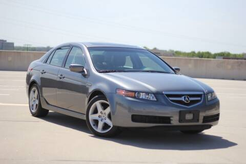 2004 Acura TL for sale at Car Match in Temple Hills MD