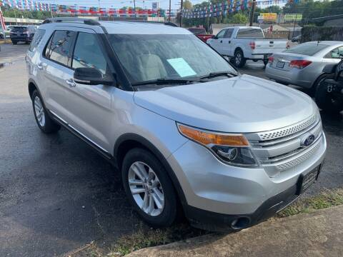 2013 Ford Explorer for sale at Rutledge Auto Group in Palestine TX