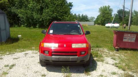 2003 Saturn Vue for sale at New Start Motors LLC - Rockville in Rockville IN