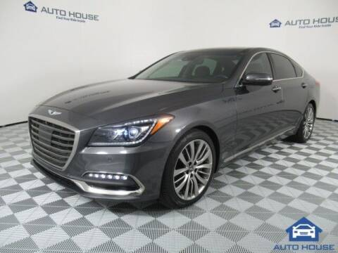 2019 Genesis G80 for sale at Autos by Jeff Tempe in Tempe AZ