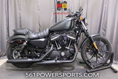 2021 Harley-Davidson Iron 883™ for sale at Powersports of Palm Beach in Hollywood FL