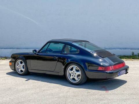 1991 Porsche 911 for sale at ZWECK in Miami FL