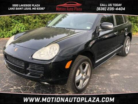 2006 Porsche Cayenne for sale at Motion Auto Plaza in Lakeside MO