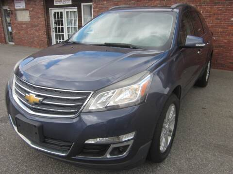 2013 Chevrolet Traverse for sale at Tewksbury Used Cars in Tewksbury MA