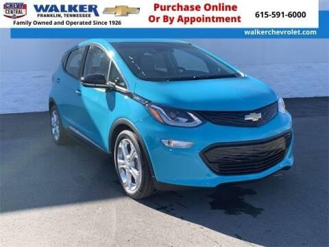 2020 Chevrolet Bolt EV for sale at WALKER CHEVROLET in Franklin TN