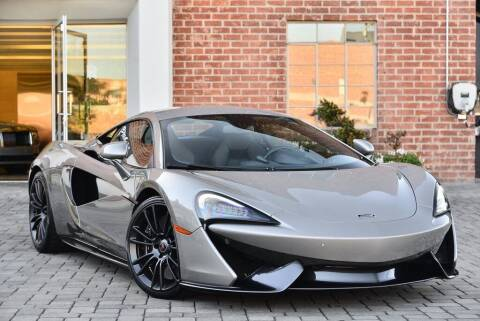 2017 McLaren 570S for sale at O'Gara Coach McLaren Beverly Hills in Beverly Hills CA