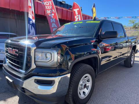2016 GMC Sierra 1500 for sale at Duke City Auto LLC in Gallup NM