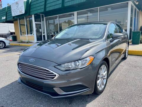 2017 Ford Fusion Hybrid for sale at Southeast Auto Inc in Baton Rouge LA