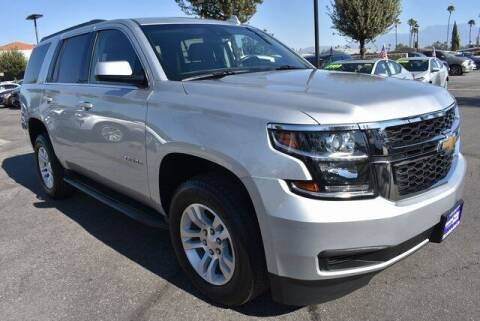 2020 Chevrolet Tahoe for sale at DIAMOND VALLEY HONDA in Hemet CA
