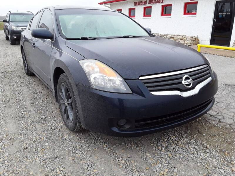 2008 Nissan Altima for sale at Sarpy County Motors in Springfield NE