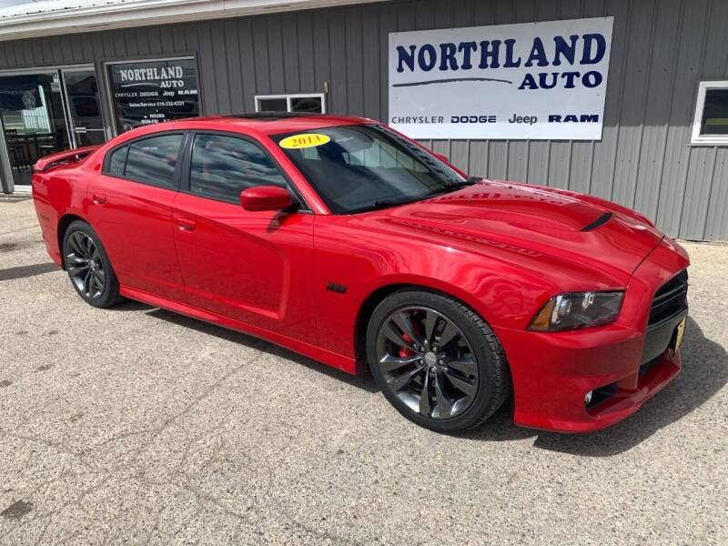 2013 Dodge Charger for sale at Northland Auto in Humboldt IA