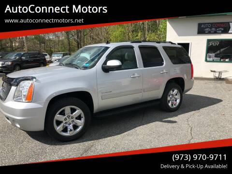 2012 GMC Yukon for sale at AutoConnect Motors in Kenvil NJ