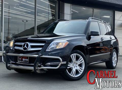 2014 Mercedes-Benz GLK for sale at Carmel Motors in Indianapolis IN