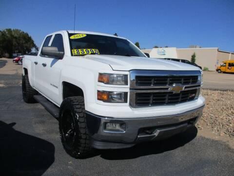 2014 Chevrolet Silverado 1500 for sale at Advantage Auto Brokers Inc in Greeley CO