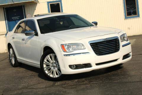 2014 Chrysler 300 for sale at Dynamics Auto Sale in Highland IN