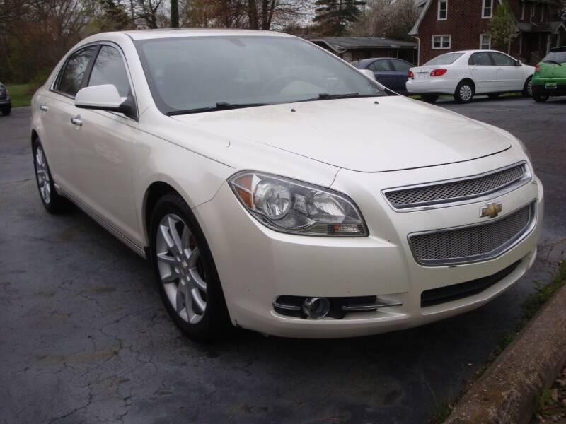 2011 Chevrolet Malibu for sale at Jay's Auto Sales Inc in Wadsworth OH