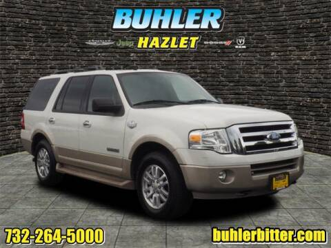 2008 Ford Expedition for sale at Buhler and Bitter Chrysler Jeep in Hazlet NJ