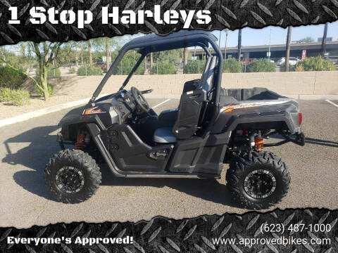 2016 Yamaha Wolverine for sale at 1 Stop Harleys in Peoria AZ