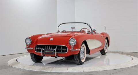 1957 Chevrolet Corvette for sale at Mershon's World Of Cars Inc in Springfield OH