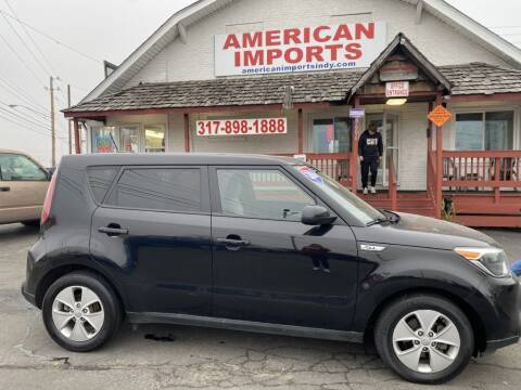 2016 Kia Soul for sale at American Imports INC in Indianapolis IN