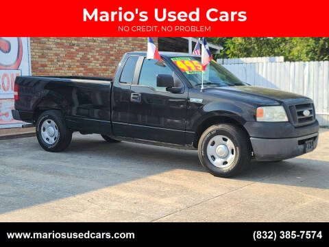 2008 Ford F-150 for sale at Mario's Used Cars - South Houston Location in South Houston TX