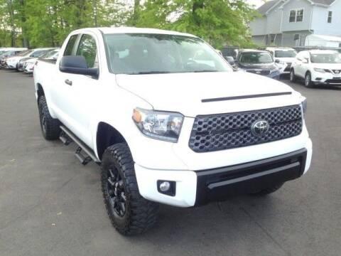 2020 Toyota Tundra for sale at EMG AUTO SALES in Avenel NJ