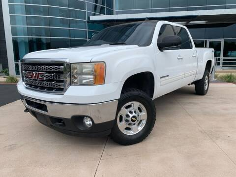 2012 GMC Sierra 2500HD for sale at San Diego Auto Solutions in Escondido CA