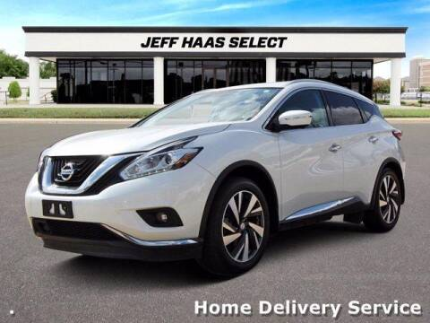 2015 Nissan Murano for sale at JEFF HAAS MAZDA in Houston TX