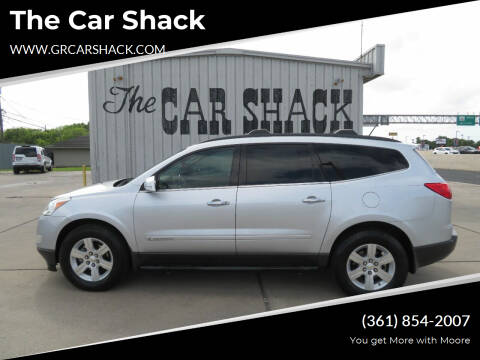 2009 Chevrolet Traverse for sale at The Car Shack in Corpus Christi TX