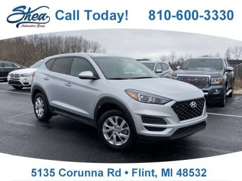 2019 Hyundai Tucson for sale at Jamie Sells Cars 810 - Linden Location in Flint MI
