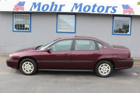 2004 Chevrolet Impala for sale at Mohr Motors in Salem OR