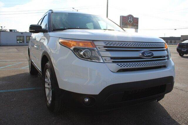 2015 Ford Explorer for sale at B & B Car Co Inc. in Clinton Twp MI