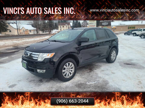 2010 Ford Edge for sale at Vinci's Auto Sales Inc. in Bessemer MI