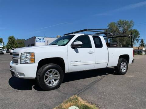 2013 Chevrolet Silverado 1500 for sale at P & R Auto Sales in Pocatello ID