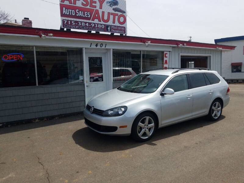 2011 Volkswagen Jetta for sale at Apsey Auto 2 in Marshfield WI