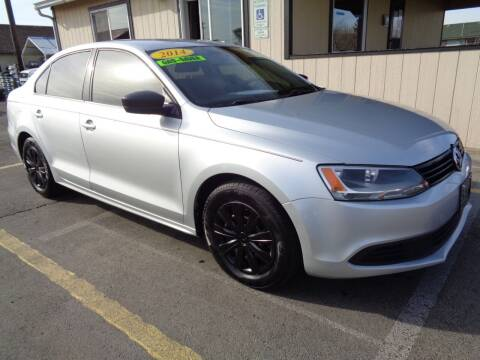 2014 Volkswagen Jetta for sale at BBL Auto Sales in Yakima WA
