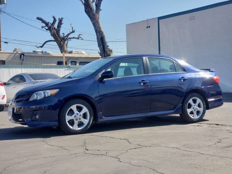 2013 Toyota Corolla for sale at First Shift Auto in Ontario CA