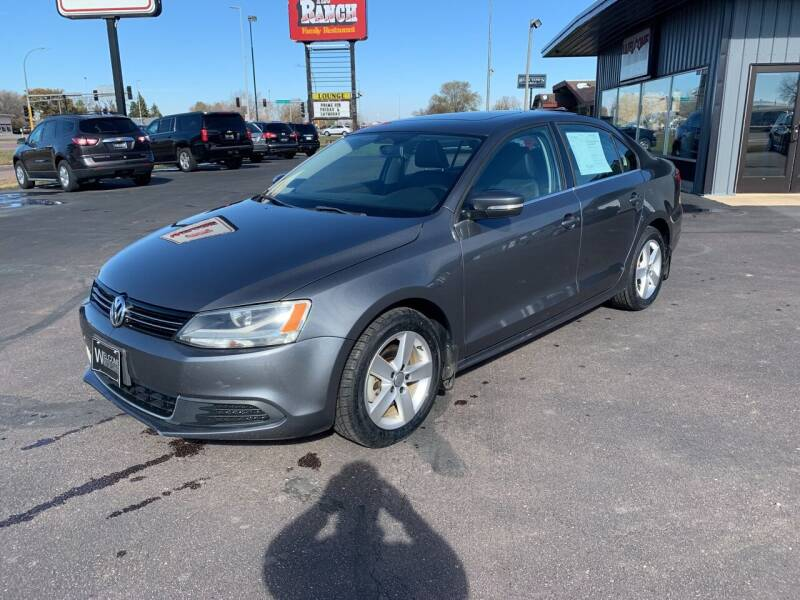 2013 Volkswagen Jetta for sale at Welcome Motor Co in Fairmont MN