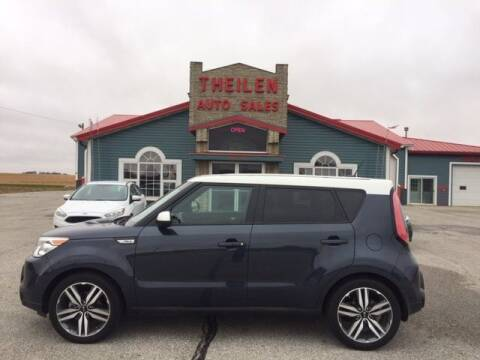 2016 Kia Soul for sale at THEILEN AUTO SALES in Clear Lake IA