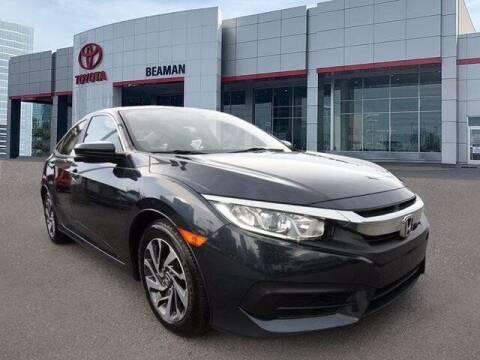 2018 Honda Civic for sale at BEAMAN TOYOTA in Nashville TN