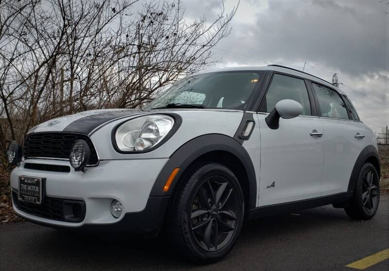 2012 MINI Cooper Countryman for sale at The Motor Collection in Columbus OH