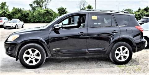2010 Toyota RAV4 for sale at PINNACLE ROAD AUTOMOTIVE LLC in Moraine OH